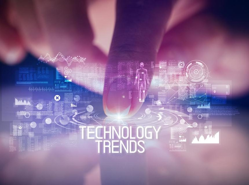 Top ten latest updates which are trendy in COVID- 19- technology